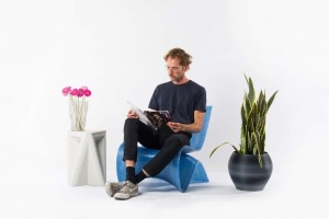 """Посетите бесплатную лекцию голландского дизайнера Нута Кои """"Вторая жизнь пластика"""""""