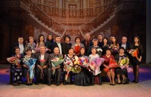 В Стерлитамаке прошёл юбилейный вечер заслуженной артистки РБ Зульфии Халиловой