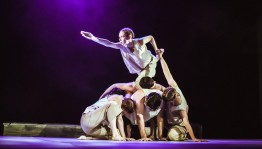 В Стерлитамаке состоялась премьера спектакля «Детство. Страницы» по прозе Мустая Карима