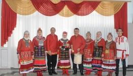 Ансамбль «Шевле» выступил на Республиканском фестивале «Соцветие дружбы»