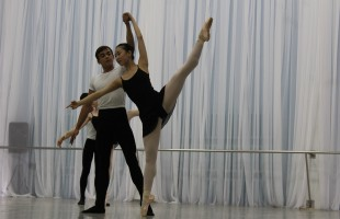The International Summer School programme is finished at the Ufa Bashkir choreographic college