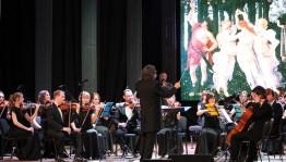 """Kazan Chamber Orchestra """"La Frimavera"""" presented a concert in Ufa"""