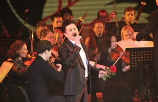 The anniversary concert of the People's Artist of the Republic of Bashkortostan Azamat Timirov took place in Ufa