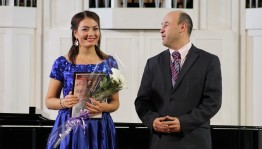 In Ufa, determined the winners of the competition of vocalists named after Gaziz Almukhametov