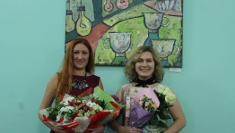 В Уфе открылась выставка живописи Ренаты Малютиной и Ольги Фроловой