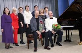 В Октябрьском музыкальном колледже состоялась презентация концертного рояля фирмы «C. Bechstein»