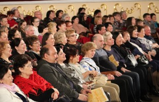 Ufa celebrated the 100th anniversary of the Aksakov Folk House