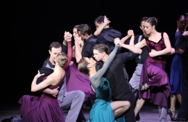 In Ufa, the legendary State Academic Ensemble of Folk Dance named after I.Moiseyev presented the premiere of dance