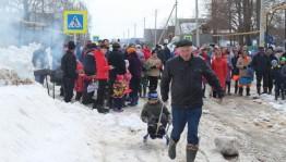 В Мишкинском районе прошёл «День прощания с санями»