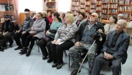 В Нефтекамске состоялась музыкально-литературная встреча «Люди во власти театра»