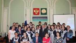 В Литературной гостиной Национального музея РБ обсудили молодых писателей