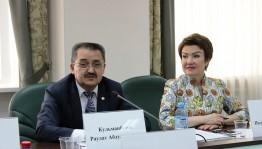 Круглый стол на тему «Башкиры ХМАО – Югры: история и современность» прошёл в Уфе