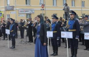 В Кумертау состоялся региональный праздник духовых оркестров