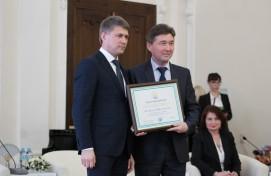 В Уфе вручили государственные награды Республики Башкортостан