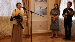 "The Bashkir Theater of Opera and Ballet opened a photo exhibition of the project ""Faces"""