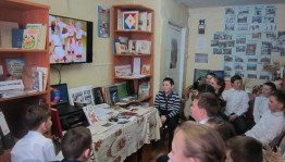В Архангельском районе прошёл час искусства «Созвездие талантов»