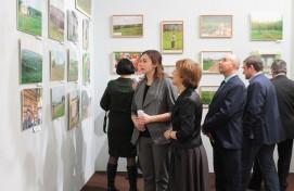 """В Национальном музее открылась выставка «Геопарк """"Янган-Тау"""": вчера, сегодня, завтра»"""