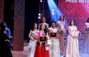 "The winner of the title ""Miss International Ufa"" became Rano Umurzakova from Tajikistan"