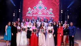 "The winner of the title ""Miss International Ufa"" became Rano Umurzakova from Tajikistan"