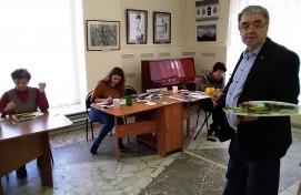 Альберт Кудаяров приглашает в Арт-студию