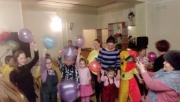 В селе Николо-Берёзовка прошло мероприятие «Дорогою добра»
