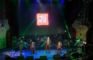 Столица Башкортостана стала центром современной этнической музыки