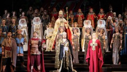"""В Башкирском театре оперы и балета представили предпремьерный показ костюмов к опере """"Аттила"""""""