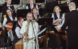 На концертах, посвящённых перекрёстному Году культуры и туризма России и Турции звучал курай