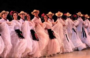Легендарный ансамбль народного танца им. И. Моисеева выступил с концертом в Уфе