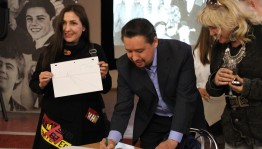 The creative evening of the honored cultural worker of Bashkortostan, the animator of Rome Sharafutdinov was held in Ufa