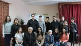 В Библиоцентре Нефтекамска состоялась литературная гостиная с Леонидом Трапезниковым
