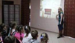 Литературно-библиотечный центр им. М.Карима посетили юные читатели Нефтекамска