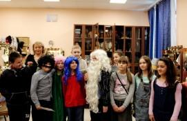 В рамках открытия Года театра в БГТОиБ прошёл тематический квест для школьников