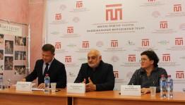 В Национальном молодежном театре РБ имени Мустая Карима прошла большая пресс-конференция
