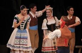 В Уфе в рамках XXII Международного фестиваля балетного искусства им.Р.Нуреева выступила балетная труппа Урал Оперы Балета