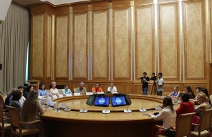 В Башкортостане дан старт фестивалю-марафону Надежды Бабкиной «Песни России»