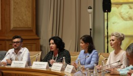 "In Bashkortostan, the festival-marathon of Nadezhda Babkina ""Songs of Russia"" started"