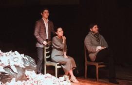 Стерлитамакский государственный русский драматический театр представил очередную премьеру