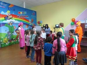 В Кигинском районе открылась первая мультипликационная студия – «МультКадрики»