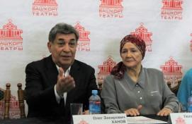 Bashkir Drama Theater named after M.Gafuri opens the summer creative season