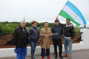 Киноэкспедиция «Дорогами Салавата» побывала в 12 городах России и Эстонии