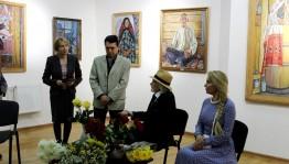 В Уфе открылась выставка к 85-летию народного художника БАССР Фёдора Кащеева
