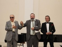В Уфе в рамках фестиваля «БашкортARTстан» прошёл концерт камерной музыки башкирского композитора Данила Хасаншина