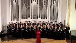 The Bashkir philharmonic society closed the 79th season with a concert dedicated to Georgy Sviridov