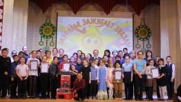 В Хайбуллинском районе прошёл конкурс детских театральных коллективов