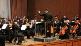 The First Bashkir composers festival finished in Ufa today