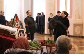 В Уфе простились с народным артистом РФ и РБ Салаватом Аскаровым