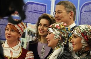 В республике отмечают День народного единства