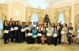 В Уфе состоялась торжественная церемония награждения по итогам Дня башкирского языка