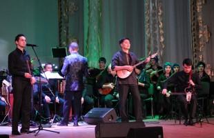 В Уфе впервые выступили оркестр из Южной Кореи и Национальный оркестр народных инструментов РБ